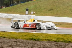 L'Audi R10 N°2 de Rinaldo Capello et Allan McNish