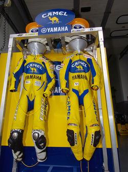 Гараж Camel Yamaha
