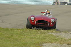 A broken axel put this Cobra out at turn one