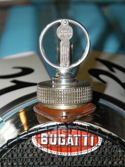 1926 Bugatti T35B radiator