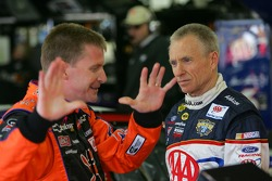 Jeff Burton and Mark Martin