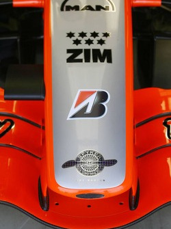 Spyker MF1 Racing M16