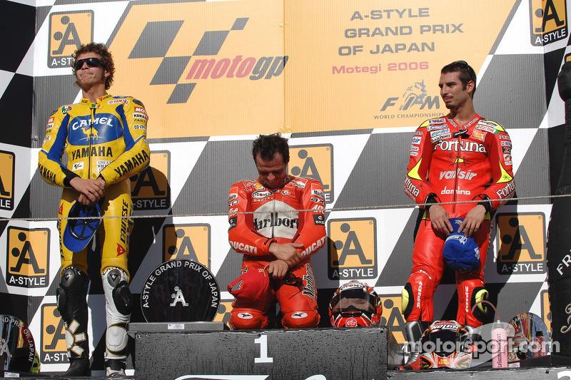 2006 : Loris Capirossi (Ducati Marlboro Team)