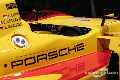 Présentation de la Porsche RS Spyder 2007