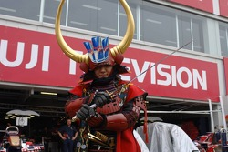 Red Bull Racing samurai