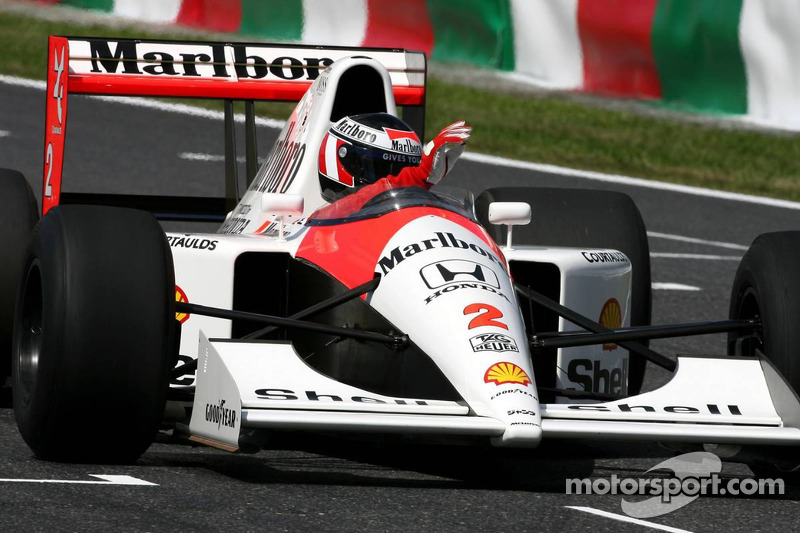 McLaren-Honda MP4/6 von 1991