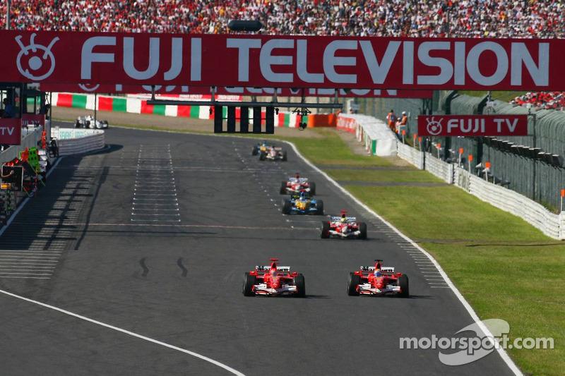 Рокіровка Ferrari