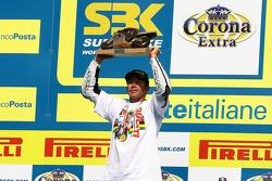 Dimanche, Superbike, course 1