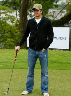 Golf tournament: Nelson A. Piquet
