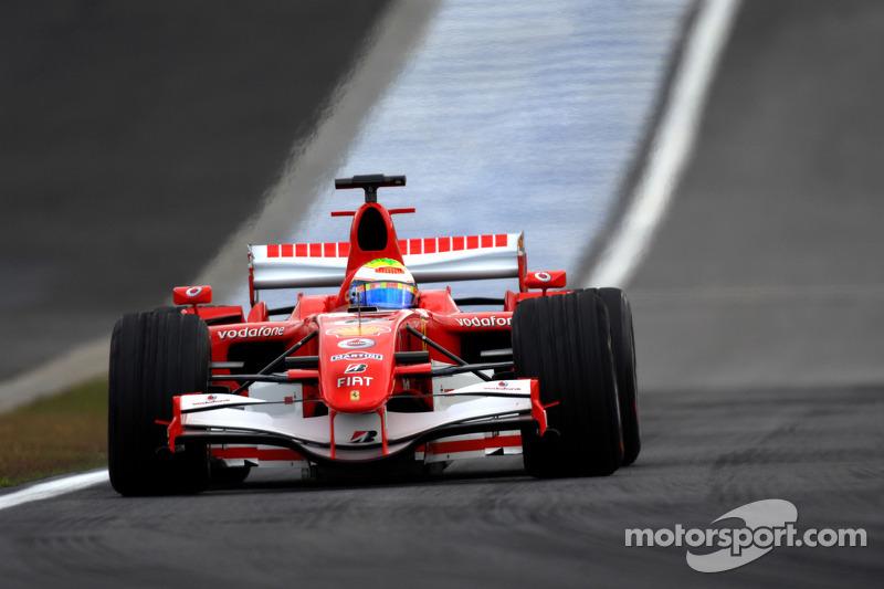 2006: Фелипе Масса, Ferrari 248 F1