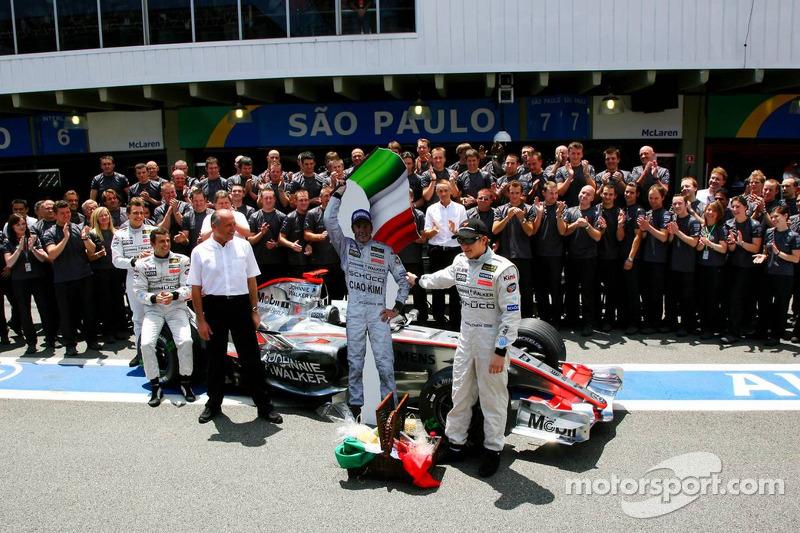 Raikkonen se marcha rumbo a Ferrari