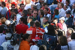 Last Grand Prix for Michael Schumacher