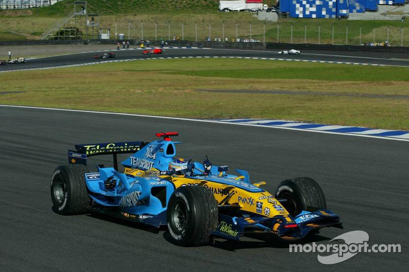 Renault 2006: Fernando Alonso, Renault R26