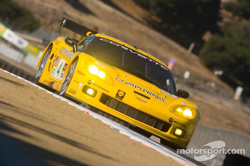 Corvette C6-R : Oliver Gavin, Olivier Beretta