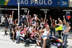 Formula Unas: the Formula Unas with an STR1