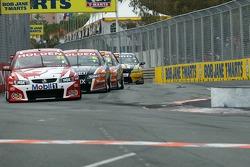 Race 3 start