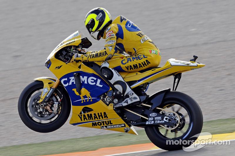 2006: Yamaha YZR-M1