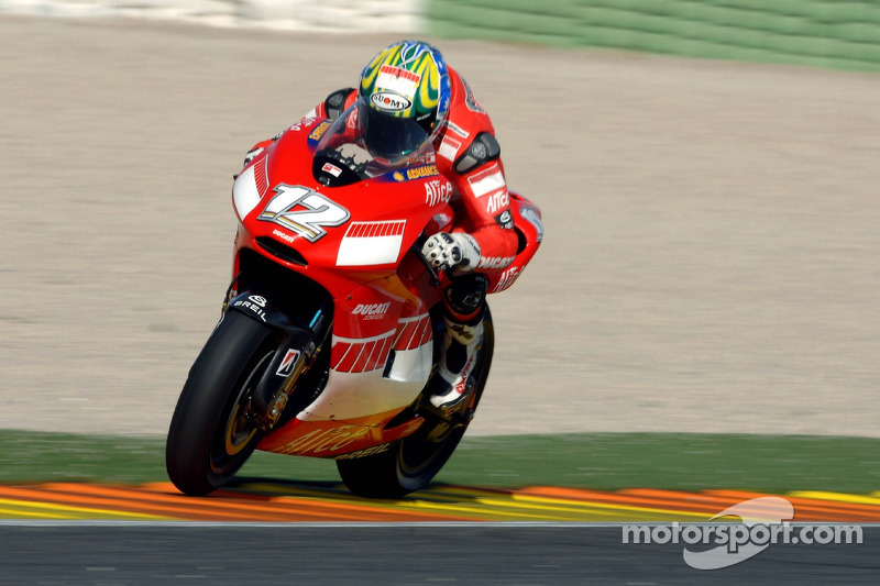 Troy Bayliss: 1 Sieg