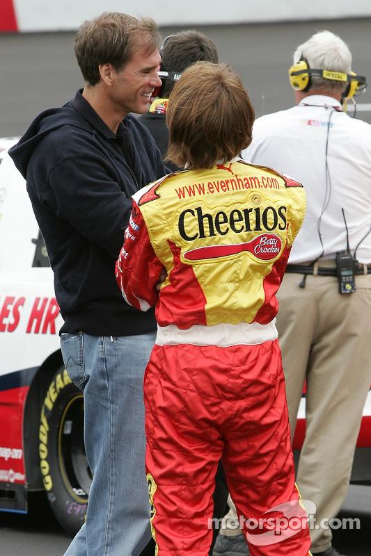 Ray Evernham et Erin Crocker