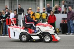 Journée des RP, Mountfield Cup on Tractors : Robbie Kerr