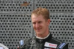 F3 drivers photoshoot: Charlie Kimball