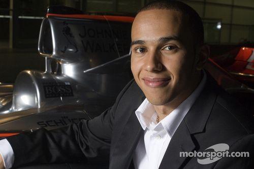 Lewis Hamilton - McLaren duyurusu