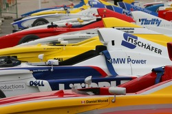 Formula BMW car feature