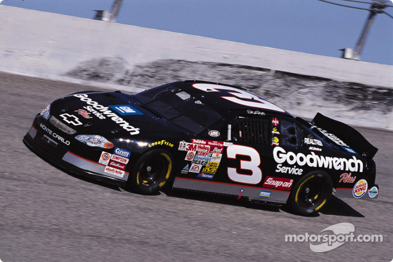 Goodwrench и Dale Earnhardt/RCR
