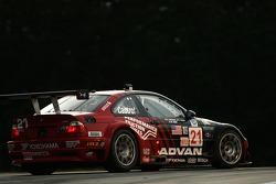 #21 Team PTG BMW E46 M3: Bill Auberlen, Joey Hand, Boris Said