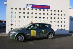 Jerez facilities