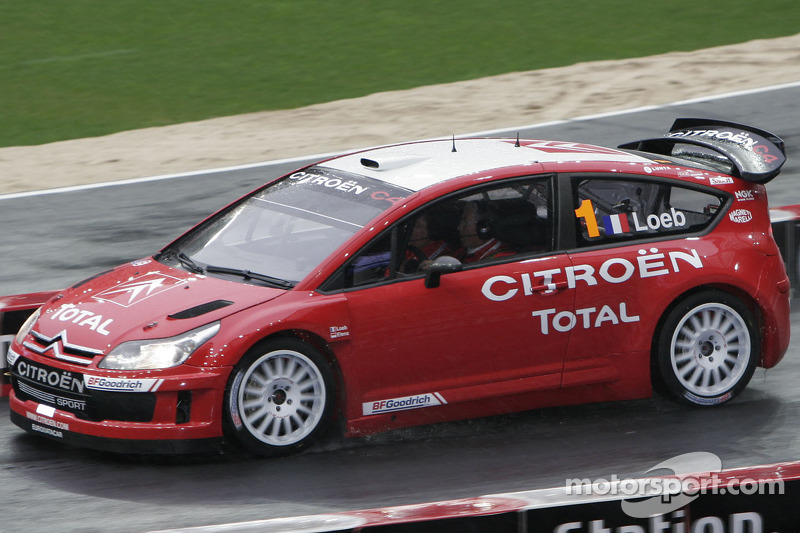 The new Citroën C4 WRC