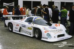 #97 Bo Strandell Strandell 85 Porsche: Stanley Dickens, Martin Schanche, Torgyar Kleppe