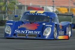 #10 SunTrust Racing Pontiac Riley: Wayne Taylor, Max Angelelli, Jeff Gordon, Jan Magnussen