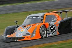 #60 Michael Shank Racing Lexus Riley: Mark Patterson, Oswaldo Negri, Helio Castroneves, Sam Hornish Jr.