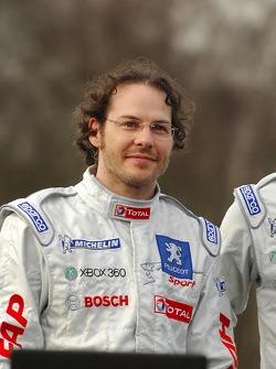 Jacques Villeneuve, Peugeot Sport
