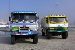Tomas Tomecek Letka Racing Team: Tatra trucks in Lisbon