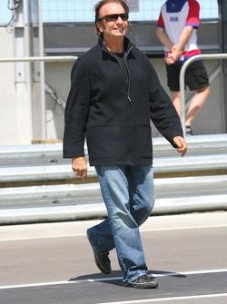 Emerson Fittipaldi, Seat Holder of A1Team Brazil