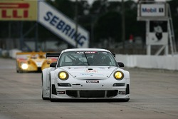 #54 Team Trans Sport Porsche 911 GT3 RSR: Tim Pappas, Mike Fitzgerald, Terry Borcheller, Federico Montoya