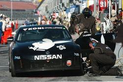 #33 Playboy Racing/ Unitech Nissan 350Z: Hal Prewitt, David Murry
