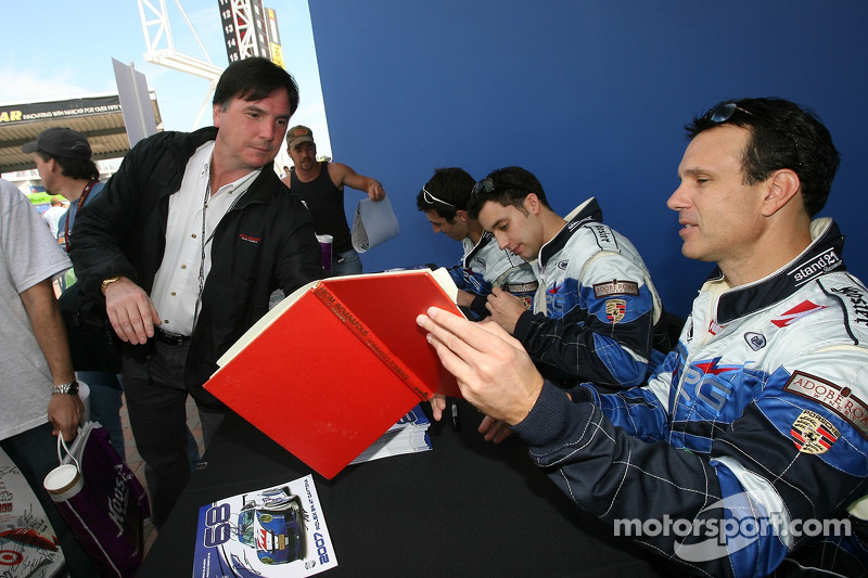 Ted Ballou, Rocco DeSimone II, Brad Jaeger, Chris Gleason