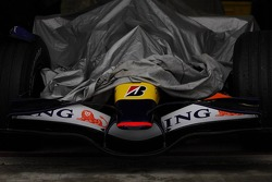 Technical problem on the new Renault R27