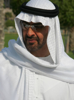 His Highness Sheikh Mohammed Bin Zayed Al Nahayan