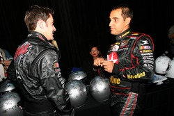 David Stremme and Juan Pablo Montoya
