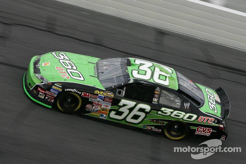 Jeremy Mayfield At Daytona 500