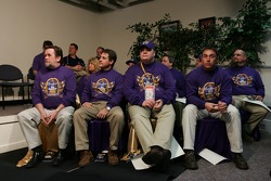 Crown Royal 'Your Name Here 400' contest: the finalists