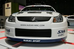 Suzuki SX4 WRC Car pour le championnat du monde 2009