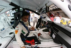Alex Zanardi, BMW Team Italy-Spain, BMW 320si WTCC