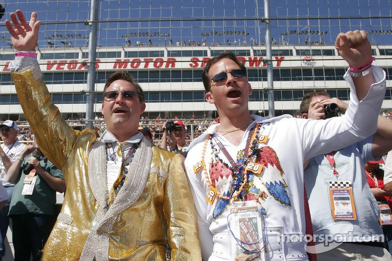 Fans de Las Vegas