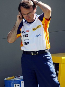 Renault F1 Team, Personnel
