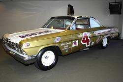 Replica of 1960 NASCAR Grand National Champion Rex White's 1962 Chevrolet Impala